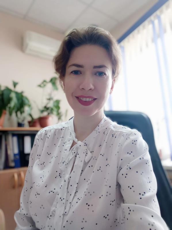 Ирина Камышева - Офис-менеджер/секретарь