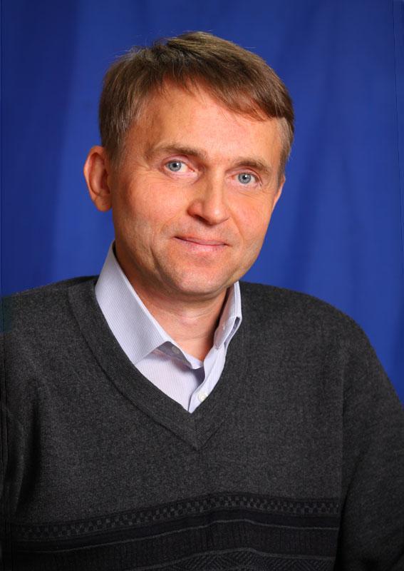 Сергей Толстиков - Административный директор