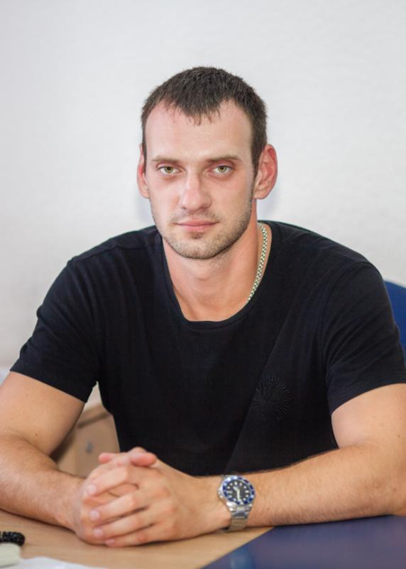 Андрей Тесаков - Экспедитор