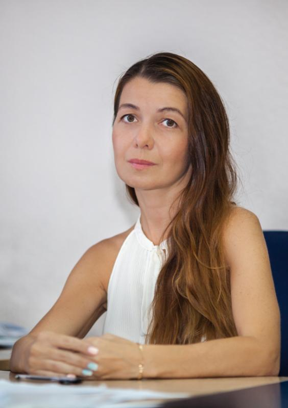 Виктория Шнырёва  - Заместитель главного бухгалтера