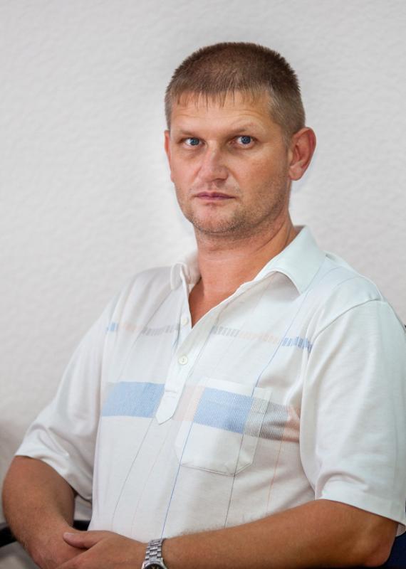 Евгений Балалаев  - Экспедитор